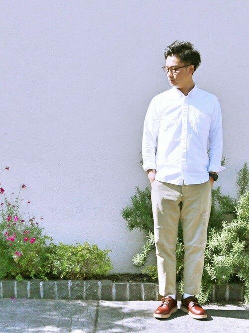 white-shirts coordinate2