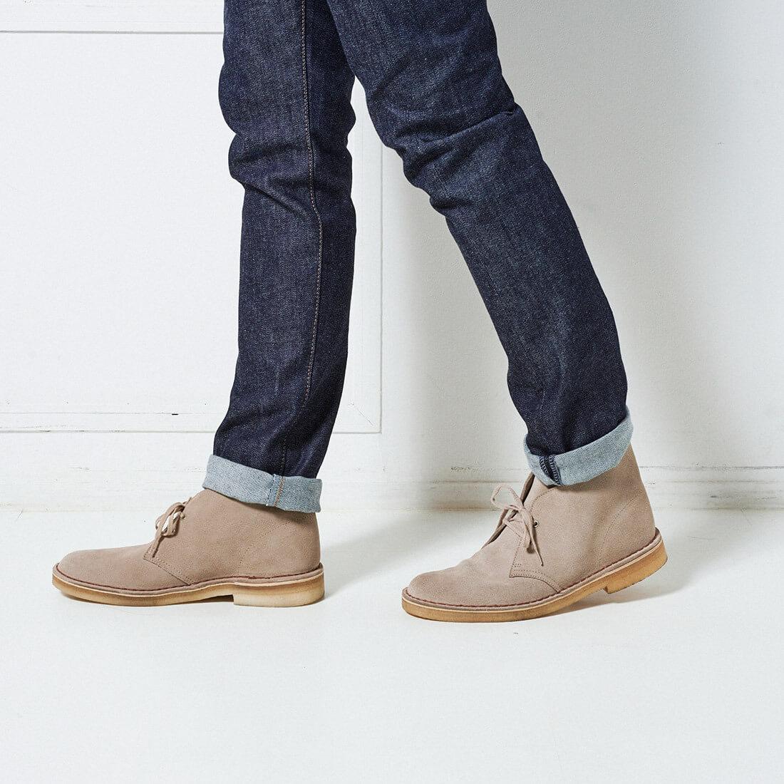 jeans-clarks